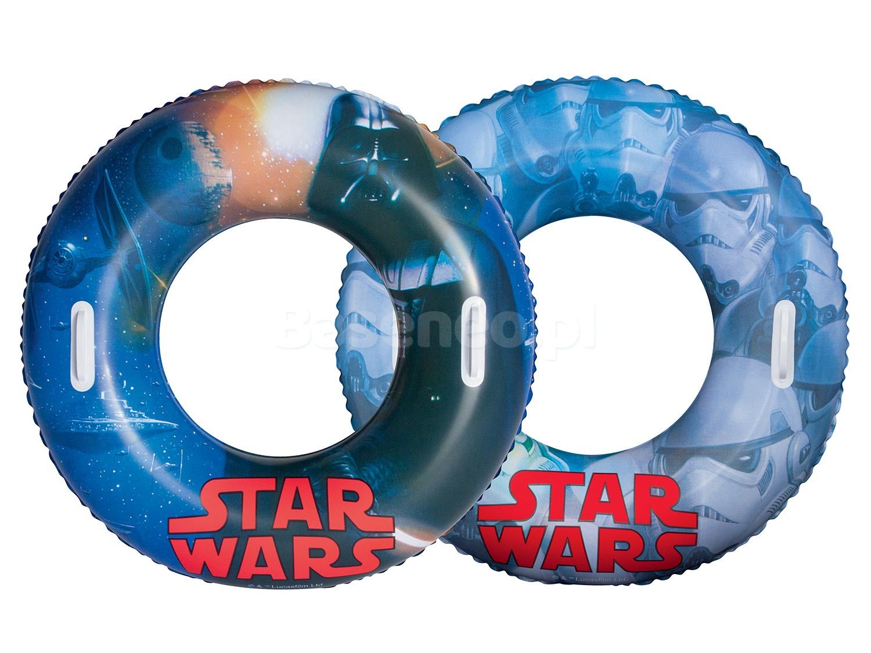 2abb793e70ac71 Koło dmuchane Star Wars 91 cm Bestway 91203 :: baseny ogrodowe w ...