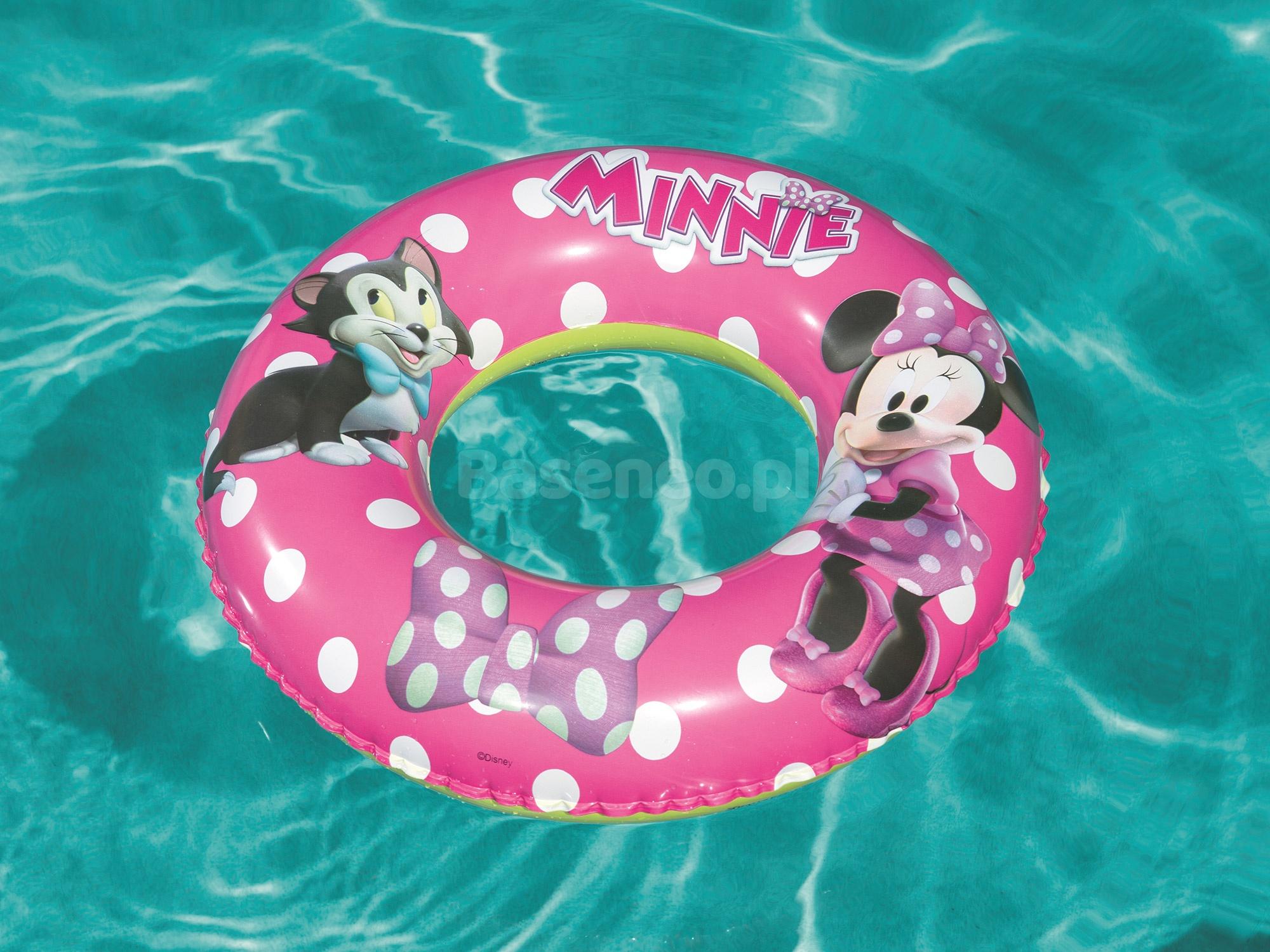 72ab0b8305423d Koło do pływania Minnie 56 cm Bestway 91040 :: baseny ogrodowe w ...
