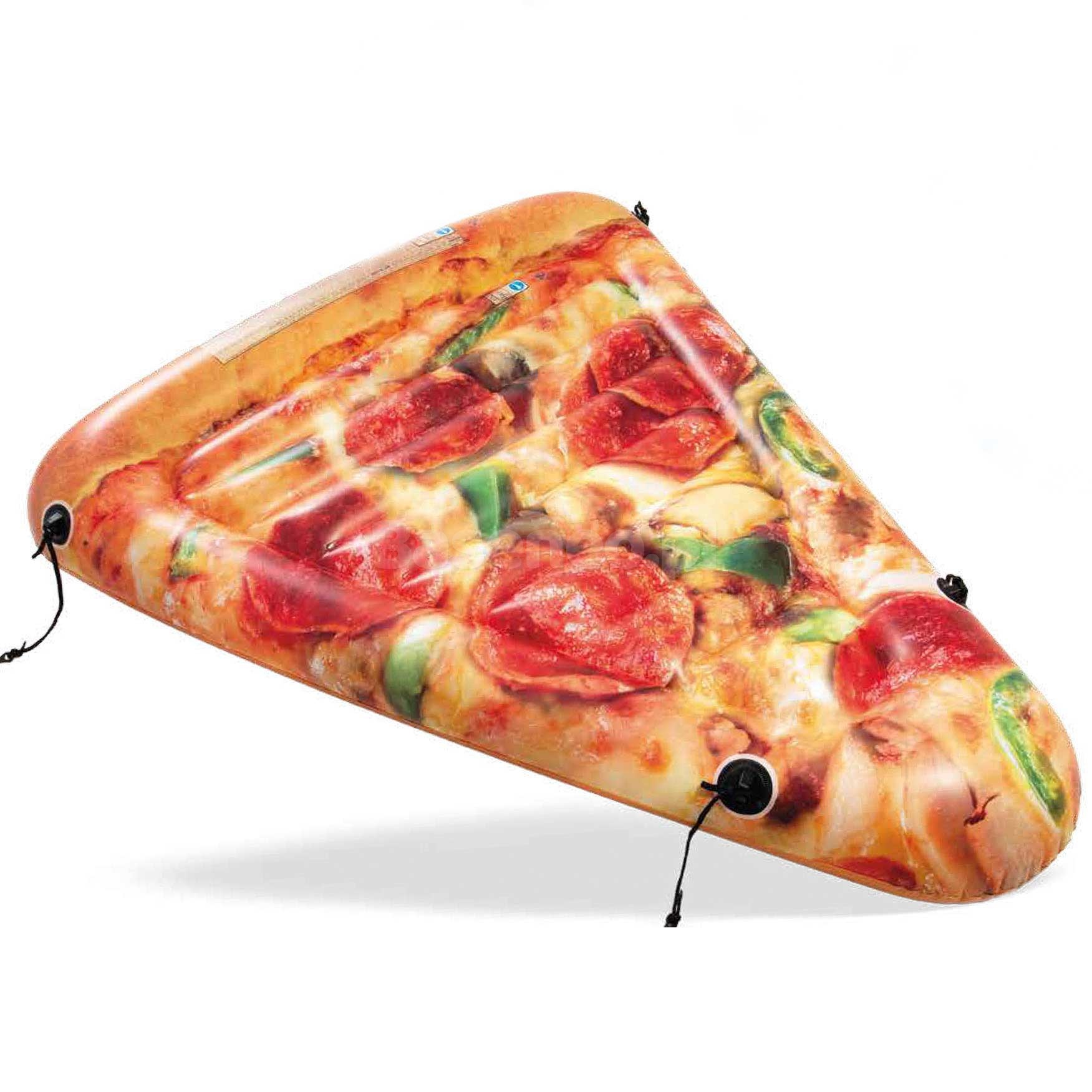 Materac dmuchany Pizza INTEX 58752